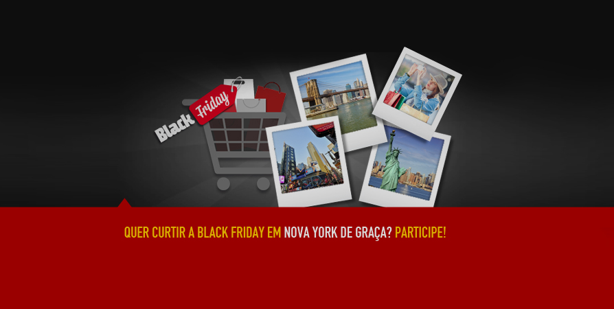 LOJA VIRTUAL: BLACK FRIDAY - CONCURSO